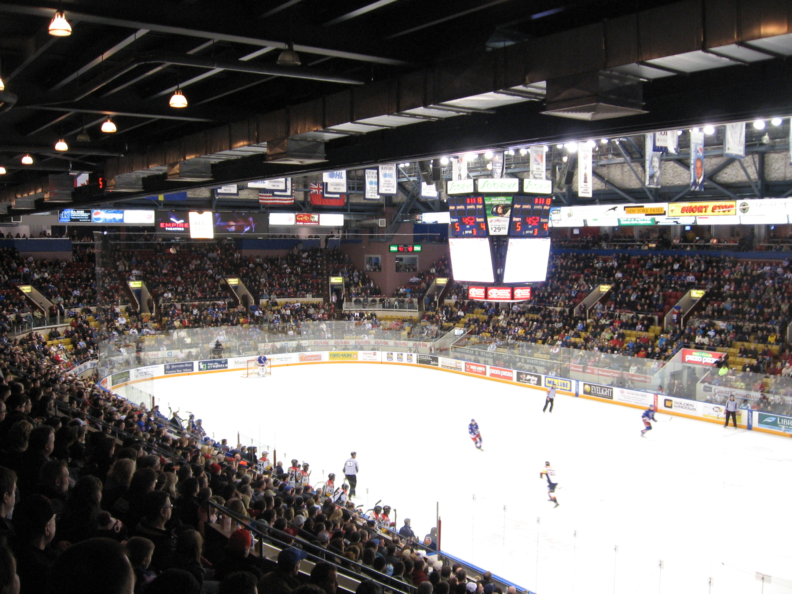 Kitchener Memorial Auditorium Pic Of The Day