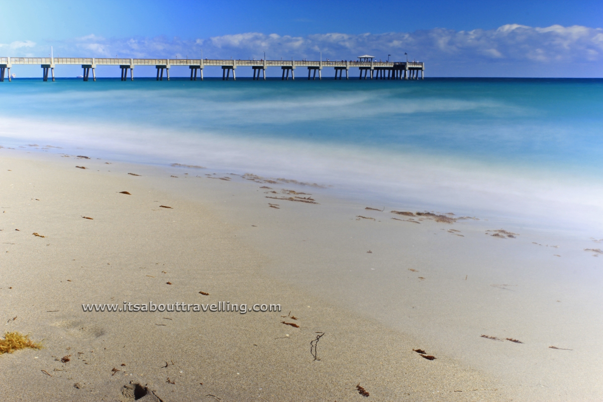 Fishing Pier At Dania Beach Florida Pic Of The Day
