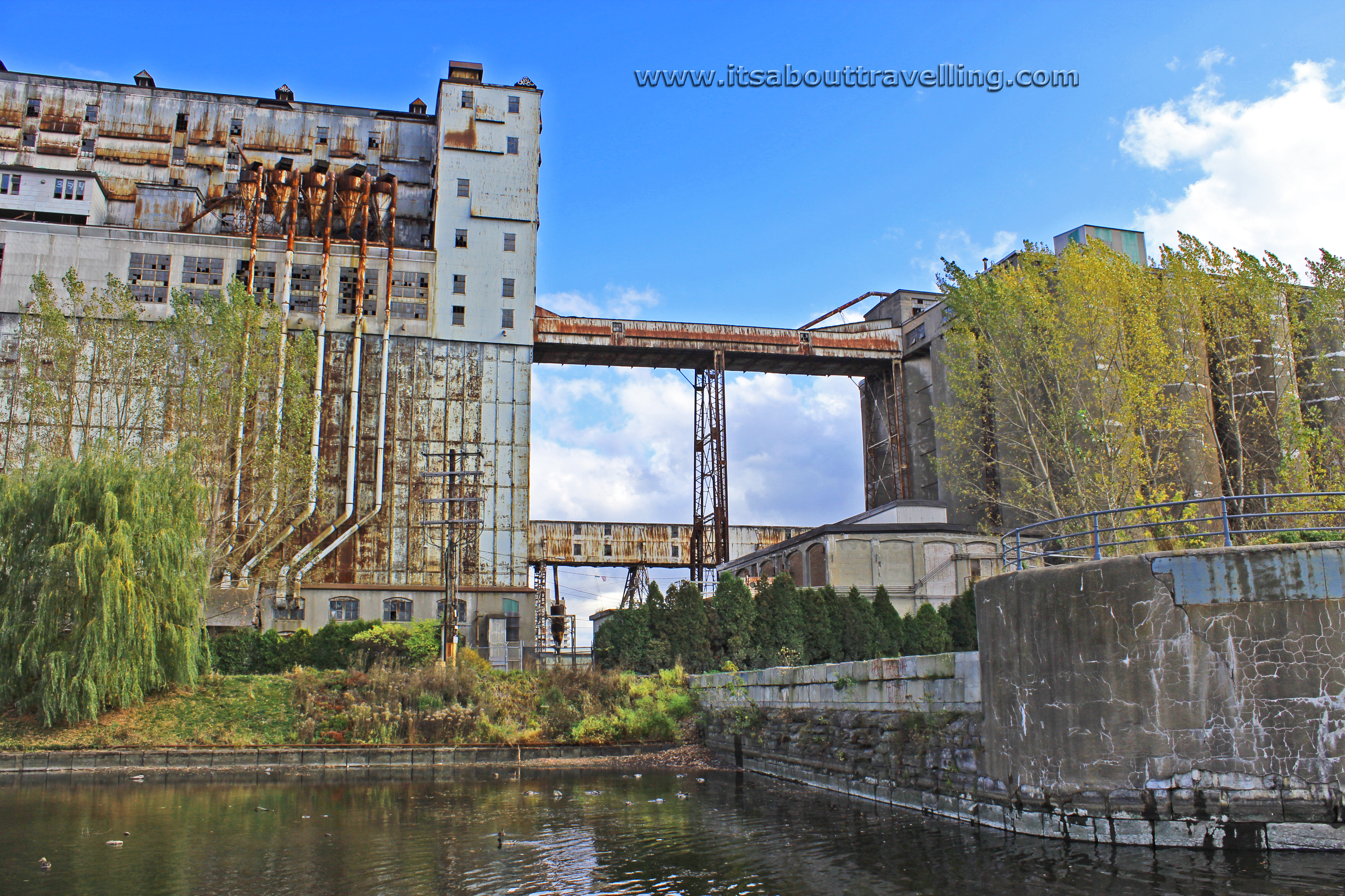 Lachine canal in montreal pic of the day for Domon lachine qc