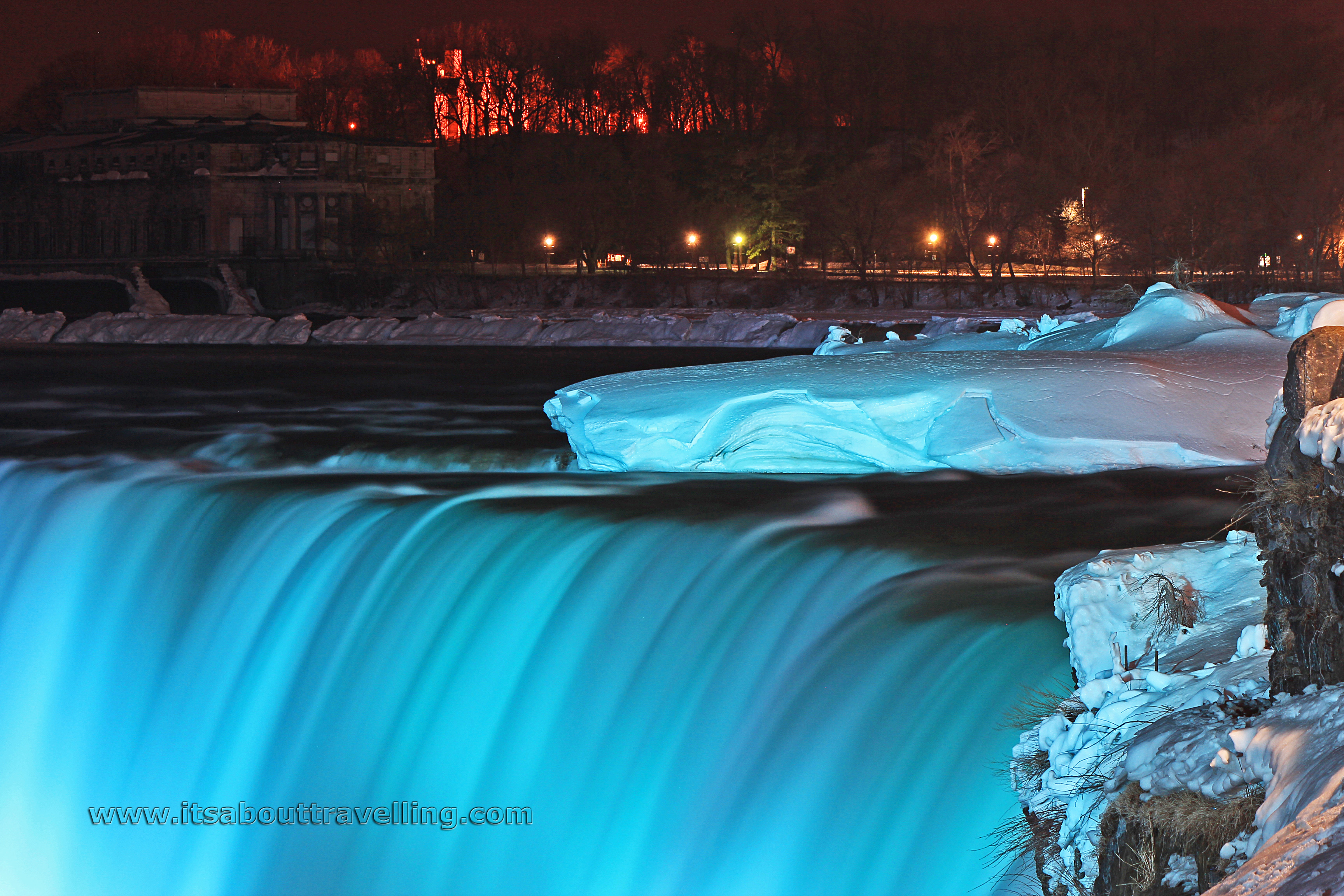Horseshoe Falls Pic Of The Day